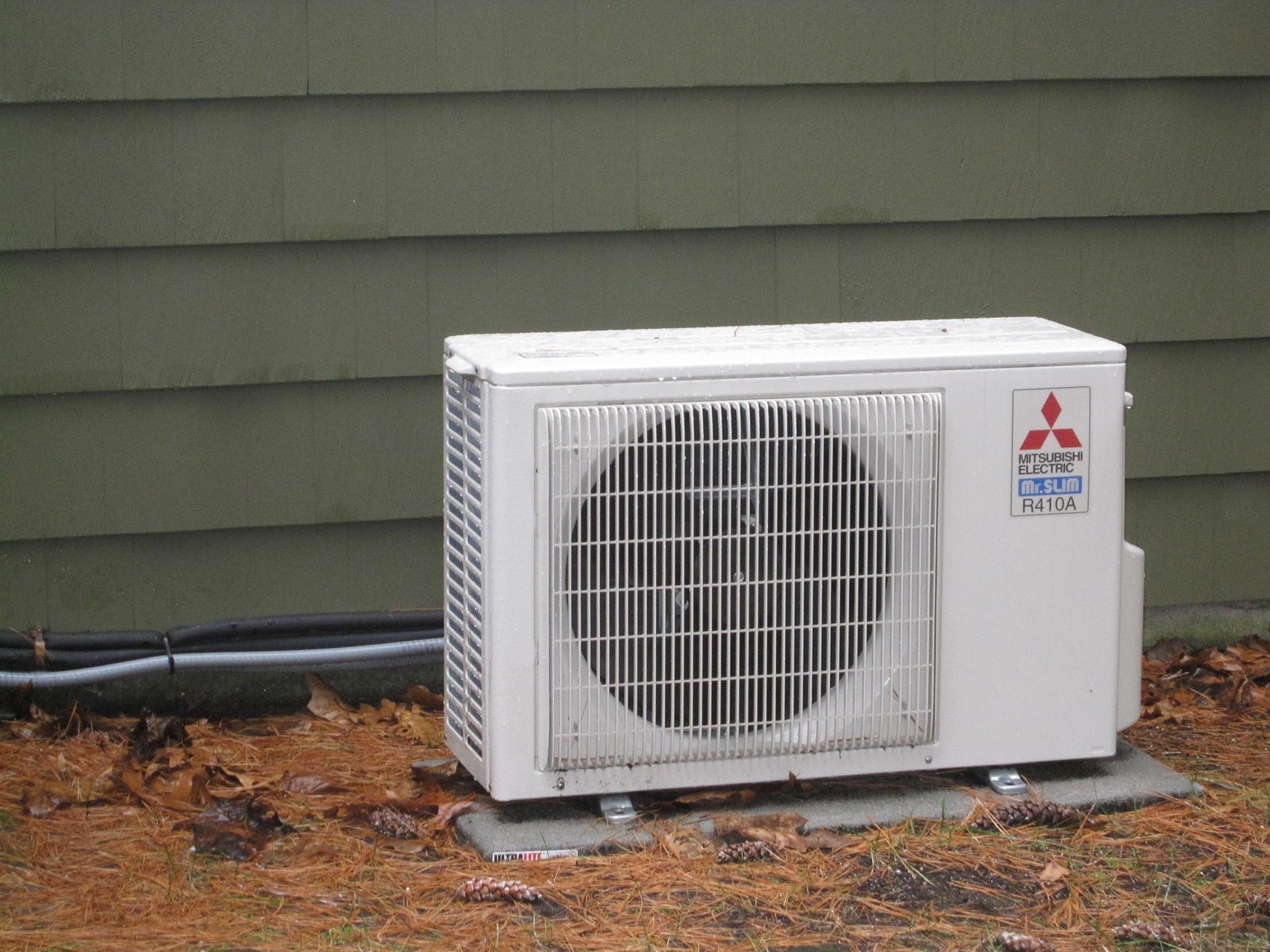 ductless air conditioning photo gallery cooling unlimited inc. Black Bedroom Furniture Sets. Home Design Ideas