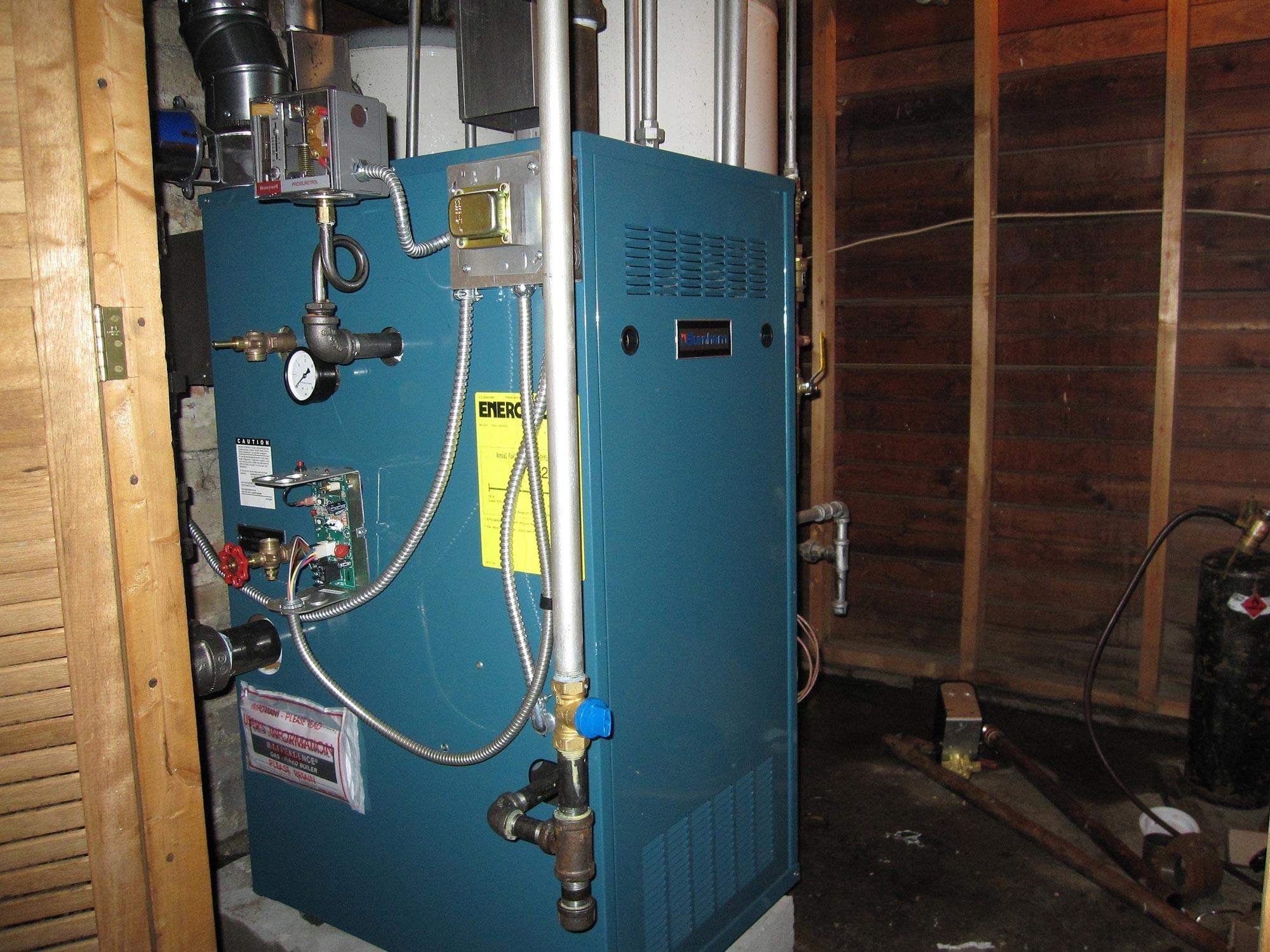 Steam Boiler: Gas Steam Boiler