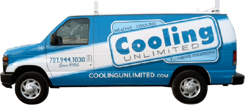 Cooling Unlimited Van