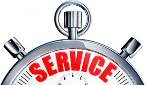 stopwatch-time-for service